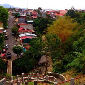 colorful streets (San Jose, Costa Rica)