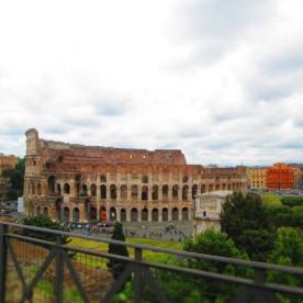 Roman sights (Rome, Italy))
