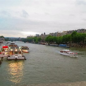river of rivers (Paris, France)