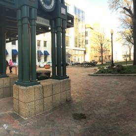 Trolley stop (Memphis, Tenn)