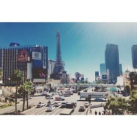 city scape (Las Vegas, Nev)