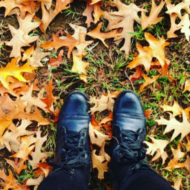 fall walks (Memphis, Tenn)